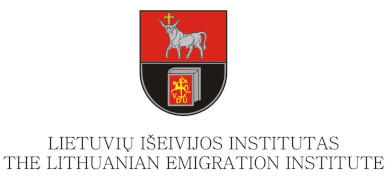 VDU Lietuvių išeivijos instituto logotipas